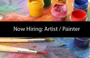 hiring artist
