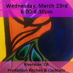 paint plus wine march 23 proabition