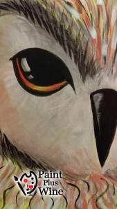 owl tilted kilt